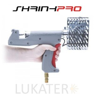 Shrink PRO 10 - Heat Shrink Gun (kit)